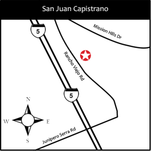 Acupuncture Clinic San Juan Capistrano Directions